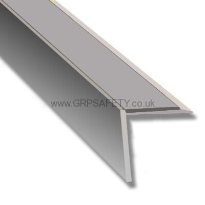 stairnosing aluminium colour2 Aluminium Stair Nosings
