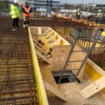 grp riser decking sdc builders granta park riser shuttering