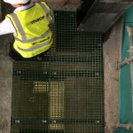 grp grating FIBREGLASS GRATINGapplication