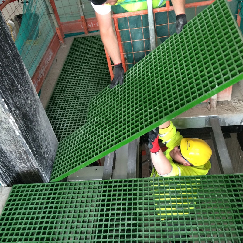 Grp Grating And Grp Floor Grating And Fibreglass Grating