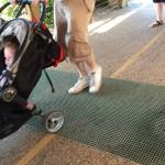 grp grating minimesh walkway