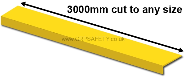stairnosing length GRP Stair Nosings