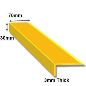 stairnosing 70x30 aluminium 300x300 Aluminium Stair Nosings