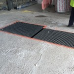 grp grating risers elevated risers kier slough