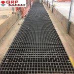 grp openriser bowmer AFTER2 150x150 GRP Service Riser Grating & Supports