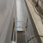 grp service riser before after