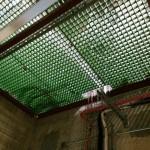 grp service riser installation14 150x150 GRP Service Riser Grating & Supports