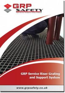 grp service riser system brochure 211x300 GRP Service Riser Grating & Supports