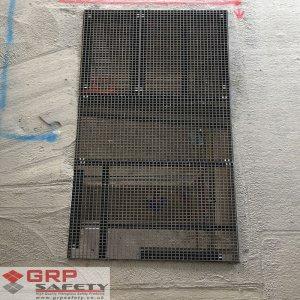 service riser decking bowmer1 300x300 GRP Service Riser Grating & Supports