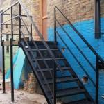 fire escape staircase example
