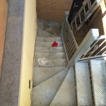 grp stair nosings case study before